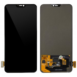 Vivo X21 - Full Front LCD Digitizer With Fingerprint Black