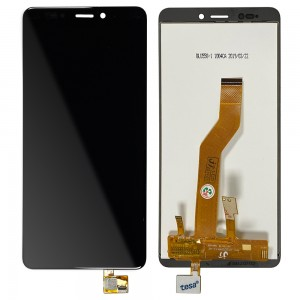 Wiko Jerry 3 - Full Front LCD Digitizer Black