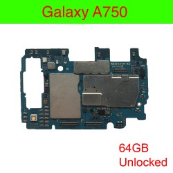 Samsung Galaxy A7 2018 A750 - Fully Functional Logic Board 64GB UNLOCKED