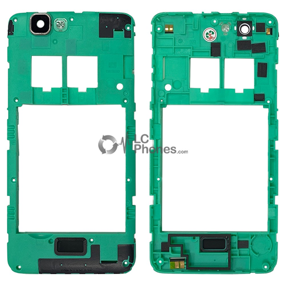 Wiko Rainbow  - Middle Frame Green