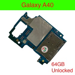 Samsung Galaxy A40 A405 - Fully Functional Logic Board 64GB UNLOCKED