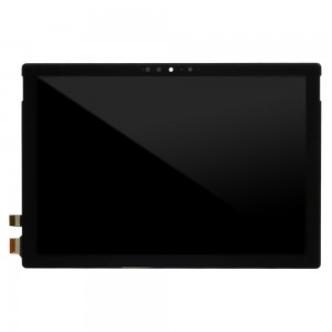 Microsoft Surface Pro 7 - Full Front LCD Digitizer Black