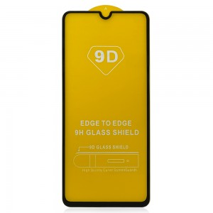 Samsung Galaxy A42 5G A426 - Full Arc Tempered Glass Black
