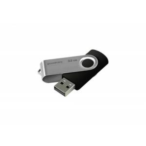 GoodRam - Flash Drive USB 32GB UTS2 2.0 Black