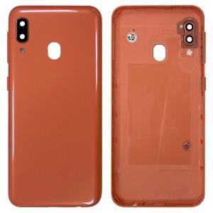 Samsung Galaxy A20e A202F - Back Housing Cover Red