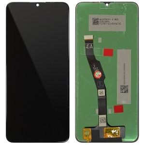 Huawei Y6p / Enjoy 10e - OEM Full Front LCD Digitizer Black