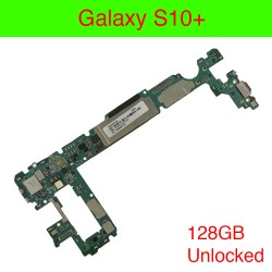 Samsung Galaxy S10 Plus G975F - Fully Functional Logic Board 128GB UNLOCKED