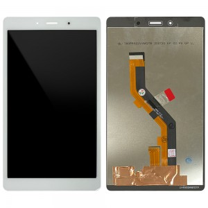 Samsung Galaxy Tab A 8.0 2019 T295 - Full Front LCD Digitizer White