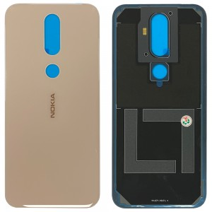 Nokia 4.2 TA-1150 / TA-1157 - Battery Cover Pink Sand