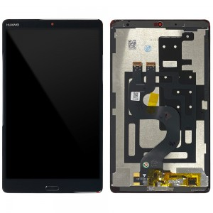 Huawei MediaPad M5 8 8.4 inch - Full Front LCD Digitizer Black < Service Pack >