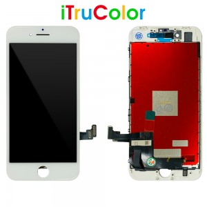 iPhone 8 - ITruColor LCD Digitizer White