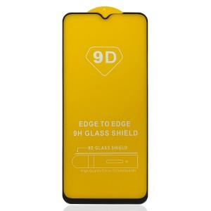 Samsung Galaxy A32 A325 - Full Arc Tempered Glass Black