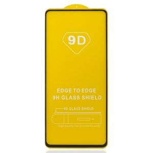 Samsung Galaxy A52 A525 / A52 5G A526 - Full Arc Tempered Glass Black