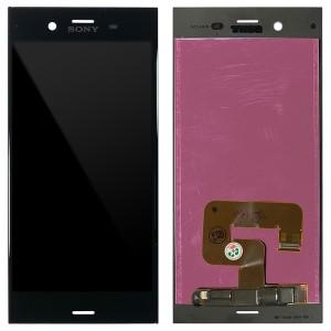 Sony Xepria XZ1 F8342 - Full Front LCD Digitizer Black