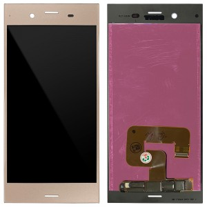 Sony Xepria XZ1 F8342 - Full Front LCD Digitizer Venus Pink