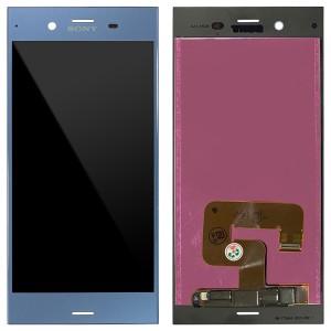 Sony Xepria XZ1 F8342 - Full Front LCD Digitizer Moonlit Blue
