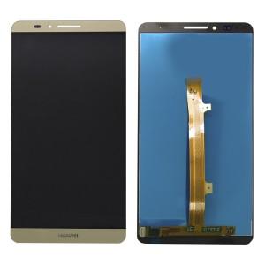 Huawei Ascend Mate 7 - LCD Touch Screen Dourado