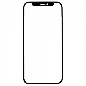 iPhone 12 Mini - Front Glass with OCA Black