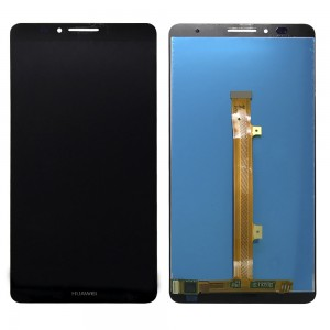 Huawei Ascend Mate 7 - LCD Touch Screen Preto