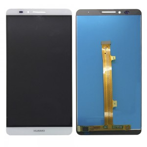 Huawei Ascend Mate 7 - LCD Touch Screen Branco