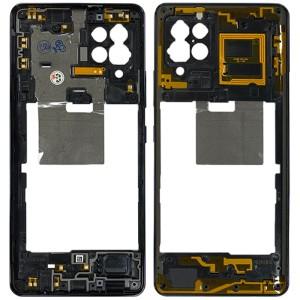 Samsung Galaxy A42 5G A426 - Middle Plate Frame Prism Dot Black