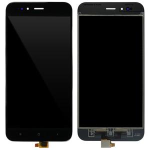 Xiaomi Mi 5X / Mi A1 - Front Glass Digitizer Black