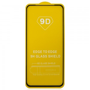 OnePlus Nord 100 - Tempered Glass Full Arc Black