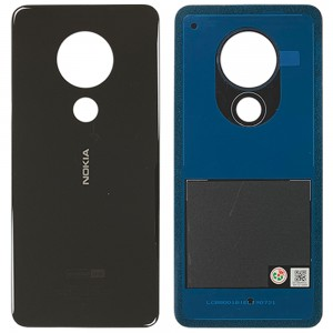 Nokia 6.2 TA-1198 - Battery Cover Ceramic Black