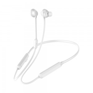 BASEUS - Encok S11 Bluetooth 4.2 HiFi Sports Headset with Micro White