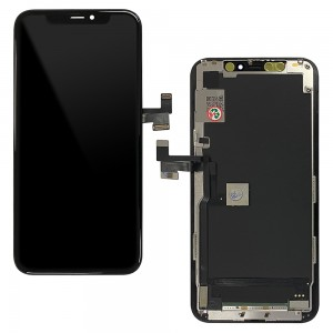 iPhone 11 Pro - Full Front TFT LCD Digitizer Black In-Cell TianMa