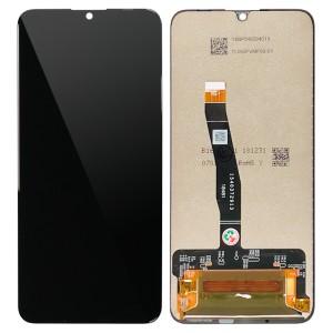 Huawei P Smart (2019) / P Smart (2020) - Full Front LCD Digitizer Black (Original Remaded)