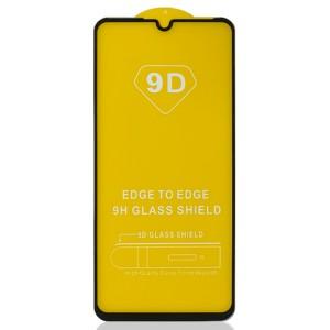 Xiaomi Mi A3 - Full Arc Tempered Glass Black