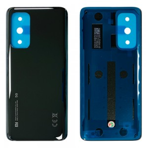 Xiaomi Mi 10T 5G / Mi 10T Pro 5G - Battery Cover with Adhesive Cosmic Black