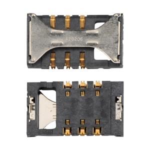 Samsung Galaxy ACE 3 S7270 S7272 S7275 S7278 - SIM Reader Connector