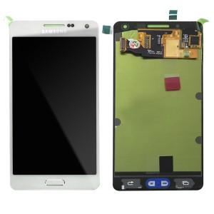 Samsung Galaxy A5 A500F -LCD Touch Screen White