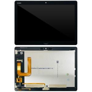 Huawei MediaPad M3 Lite 10.1 BAH-W09 / BAH-AL00 - Full Front LCD Digitizer Black  < Service Pack >