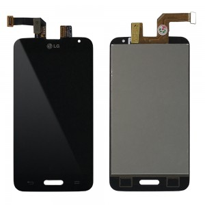 LG L70 D320 D325 -  LCD Touch Screen Preto