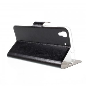 Huawei  Ascend Y6 - Crazy Horse Leather Card Holder Case