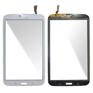 Samsung Galaxy Tab 3 8.0 3G Version T311 -  Vidro Touch Screen Branco
