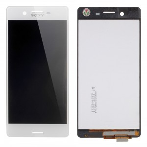 Sony Xperia X / X Performance F5121 - LCD Touch Screen Branco