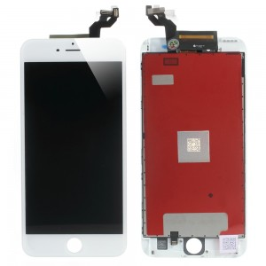 iPhone 6S Plus - LCD Digitizer ( Original Remaded ) White