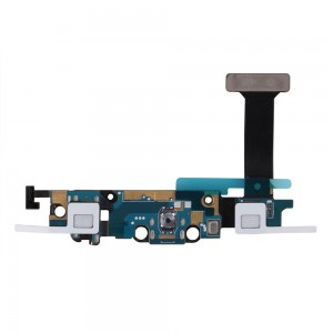Samsung Galaxy S6 Edge G925 - Dock Charging Connector + Return Light Flex Rev 0.8A