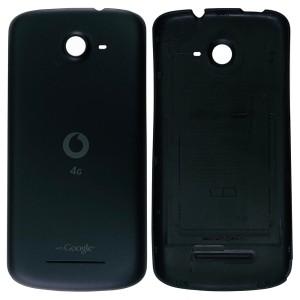 ZTE Vodafone Smart 4G - Original Battery Cover Black