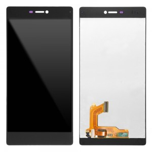 Huawei Ascend P8 - LCD Touch Screen Preto