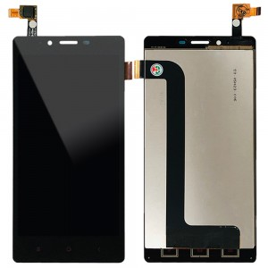 Xiaomi Redmi Note 4G - Full Front LCD Digitizer Black