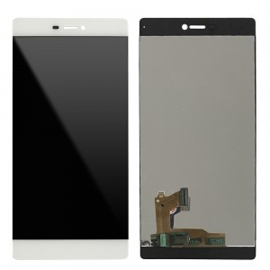 Huawei Ascend P8 - LCD Touch Screen Branco