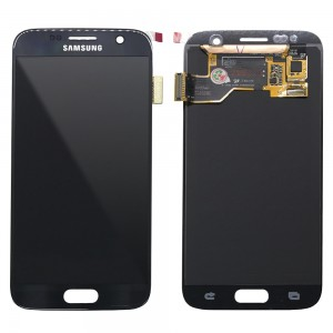 Samsung Galaxy S7 G930F - LCD Touch Screen Preto