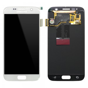 Samsung Galaxy S7 G930F - LCD Touch Screen Branco