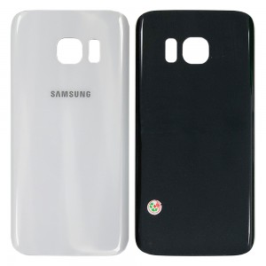 Samsung Galaxy S7 G930F - Battery cover White