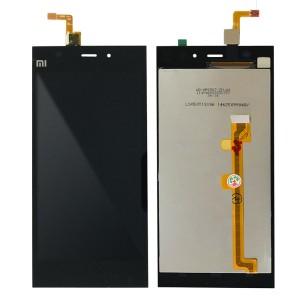 Xiaomi Mi 3 - LCD Touch Screen Preto